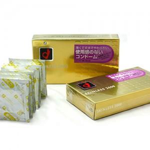 일본 오카모토 스킨레스2000(12P)