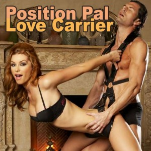 [체위보조스트랩] Position Pal Love Carrier / LUX