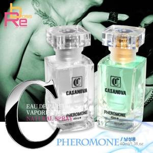 카사노바 페로몬 (남/40ml) 남성용 고급 페로몬