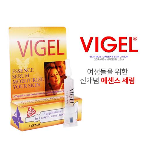 [미국 직수입] VIGEL 여성 흥분젤