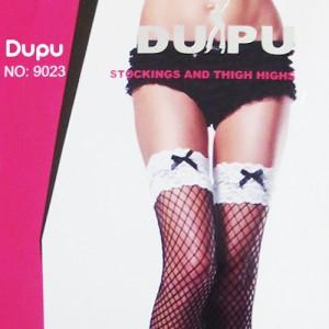 페티쉬 레이스 망사 섹시스타킹(DUPU)