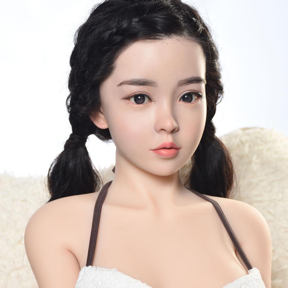 리얼돌 <민아> 140cm A-23 (눈썹,머리카락