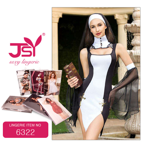JSEXY 섹시 란제리 K-2840