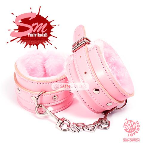 Q-312 핑크 퍼
