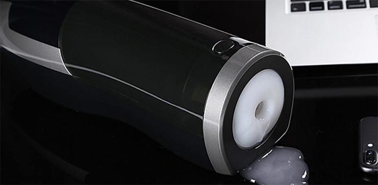 자동 자위기구 피스톤 히트 온열 성인기계